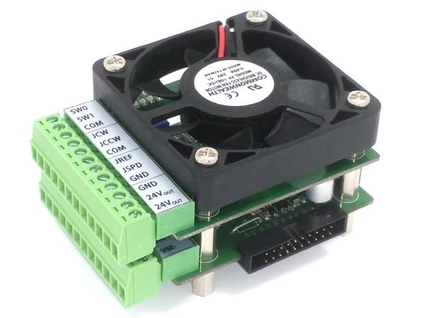DC모터 위치/모션 제어기(DCM)
