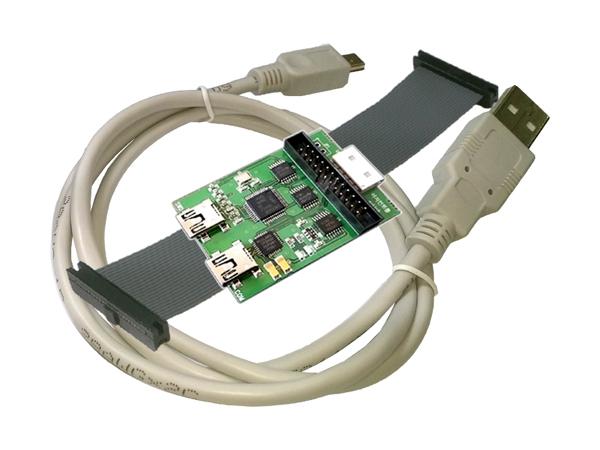 SWD ARM 다운로더/디버거(ezLink)