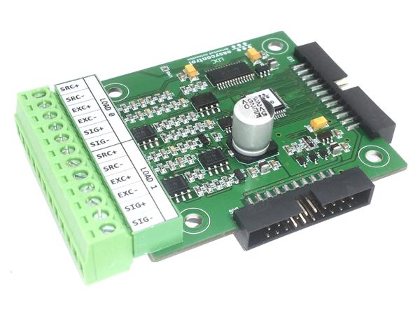 2채널 로드셀 측정모듈(LDC)