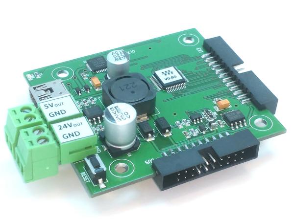 마이컴내장형 USB 통신브릿지(USB)